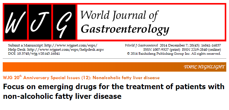 The therapeutic management targets of NAFLD are evolving;