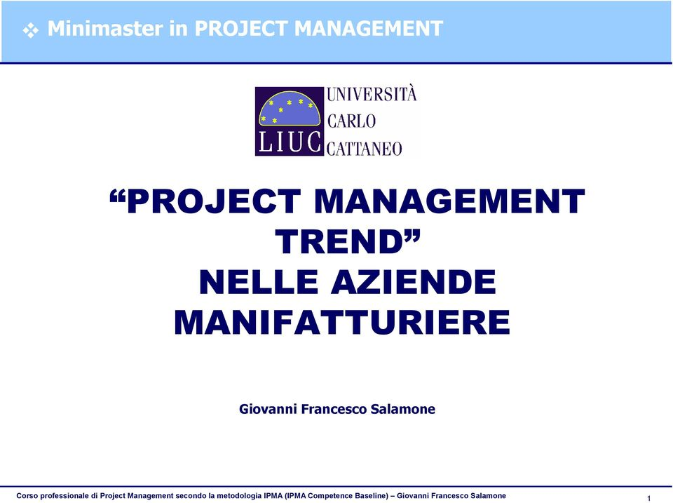 MANAGEMENT TREND NELLE