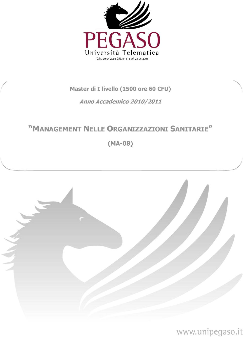 2010/2011 MANAGEMENT NELLE