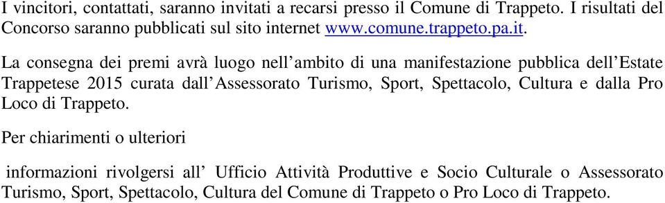 internet www.comune.trappeto.pa.it.