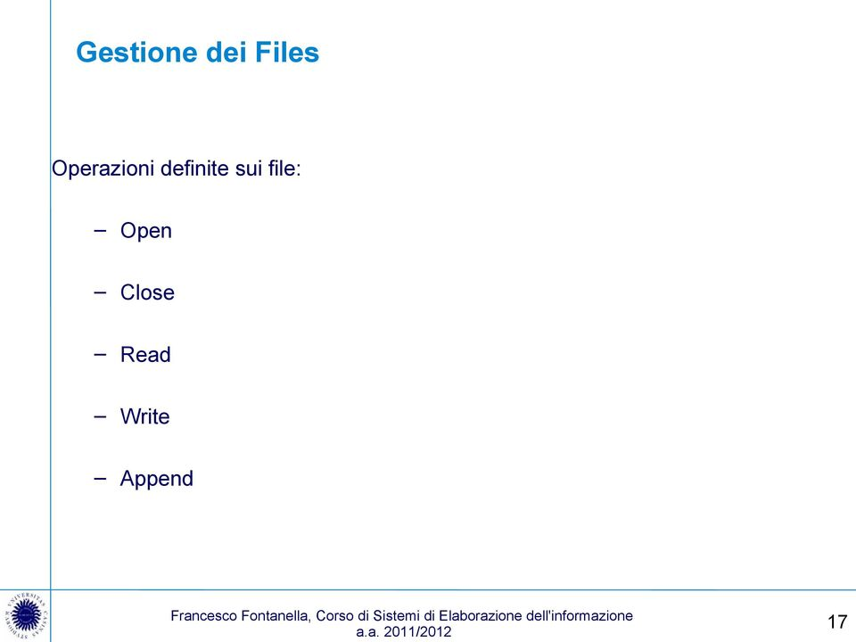 sui file: Open