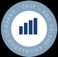 CRIF, THE END-TO-END KNOWLEDGE COMPANY Information Credit Bureau Information Business Information Big Data Solutions Fraud Prevention Property Information Personal Solutions Information Bureau