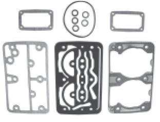 GASKET WITH VALVE - VOLVO X89296 89296 VOLVO KIT
