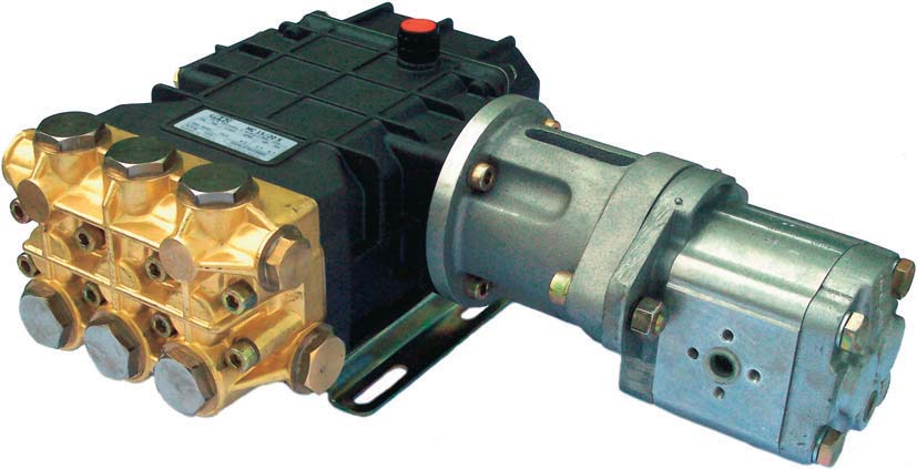 5 bar PSI HP kw 20 0 4000 5.0 7.0 13.0 3.7 5.1.5 Tipo Motore Idraulico Hydraulic Motor Type Gr. 2-11.2 Gr.