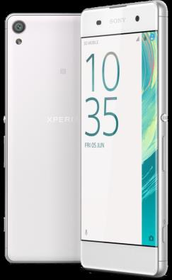 1. TELEFONI TELEFONI/CATEGORIA TOP Sony Xperia XA 143.6 x 66.8 x 7.9 mm 137.4 g.
