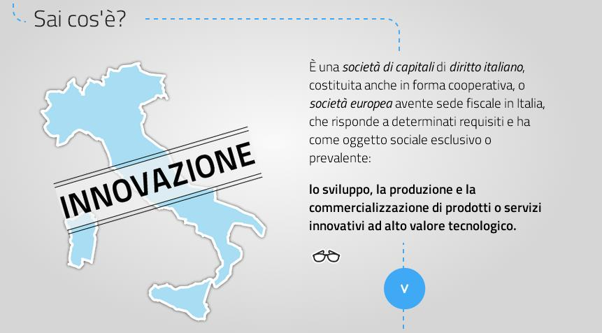 Agevolazioni start-up