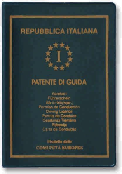custodie documenti personali