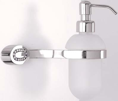 Wall-mounted soap dispenser L.
