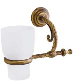bicchiere a muro Wall-mounted cup holder P.
