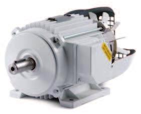 Three phase asynchronous motors of MT1 series are with squirrel cage rotor, TEFC, with s from 71 up to 200 mm. 1) Isp/I= starting current / full-load current.