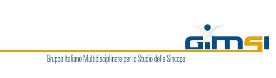 Italian Multidisciplinary Group for the Study of Syncope: Established in 2003 by 5 national