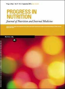 area anglosassone L Italia ha 4 riviste impattate: - Nutrition, Metabolism and Cardiovascular Disease (Elsevier) - Progress in