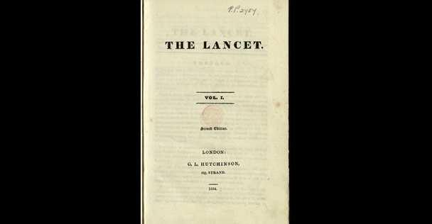 THE LANCET (FOUNDED
