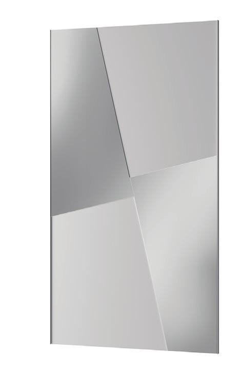 TIPOLOGIA DI ANTE DOORS TYPES NF1 NF2 NV1 Anta a 3 pannelli 3-panel door Anta a 3