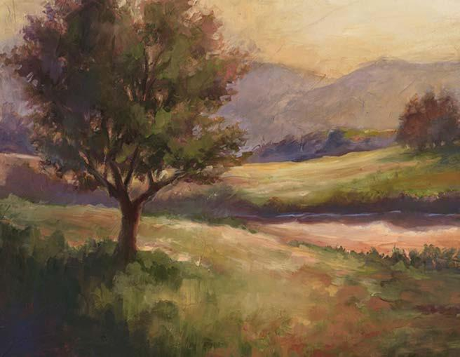 CANVAS ART LANDSCAPE