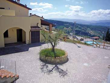 LOCATION DISTANZE Volterra: Cecina: