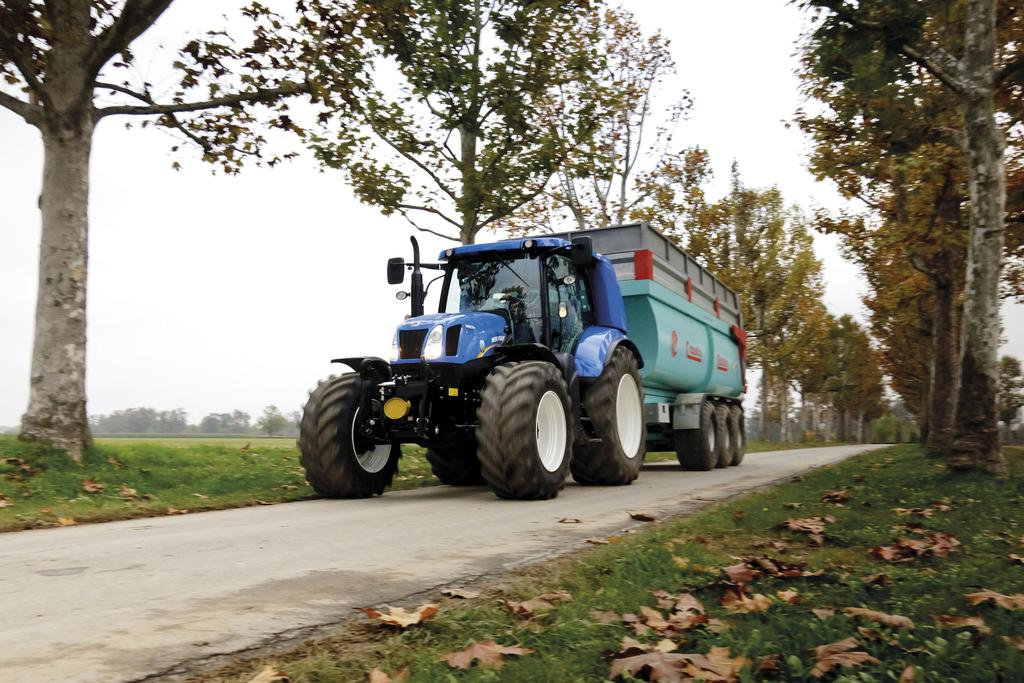 METHANE POWER TRACTOR: THE 2ND GENERATION PROTOTYPE Fuel cost saving from 20% up
