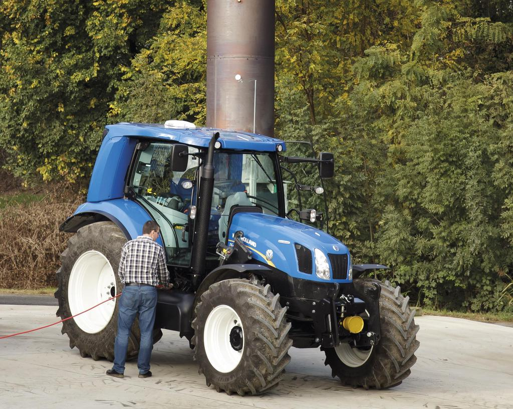 DIESEL METHANE DIESEL METHANE g/kwh METHANE POWER TRACTOR: THE 2 ND GENERATION PROTOTYPE fuel costs savings fuel