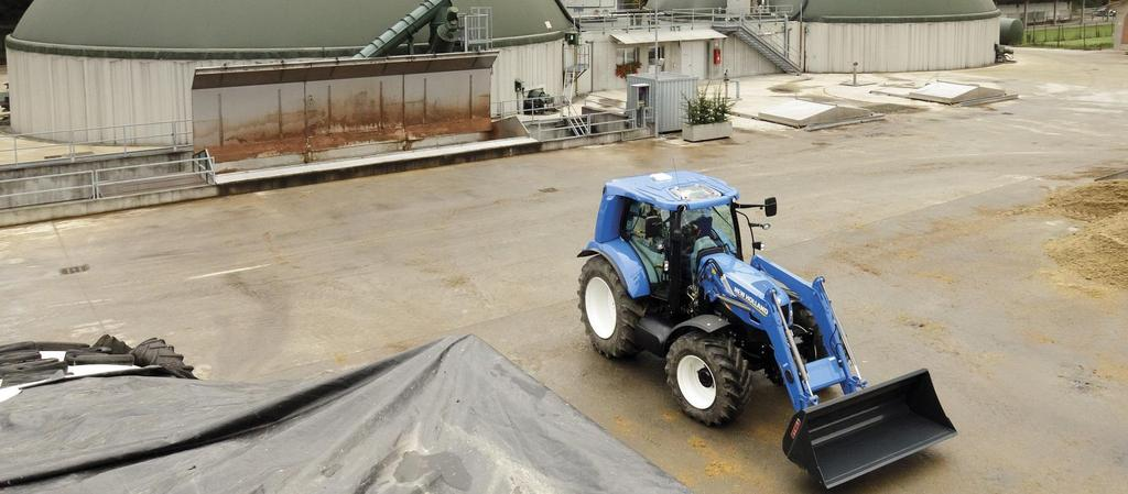 TORQUE (Nm) POWER (kw) METHANE POWER TRACTOR: THE 2 ND GENERATION
