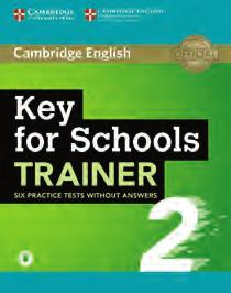 Clicca sulla copertina per acquistare NEW NEW Compact Key for Schools Emma Heyderman, Frances Treloar A2 lms EP Exam Booster Key and Exam Booster Key for Schools Key for Schools Trainer Karen Saxby
