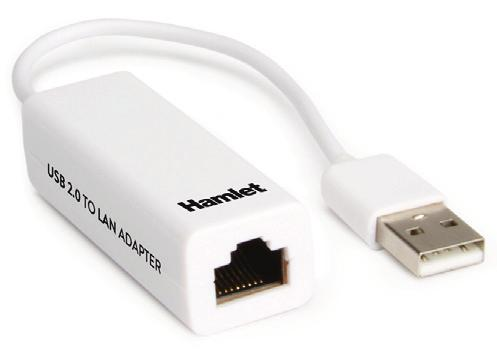USB 2.0 TO LAN Adattatore USB 2.