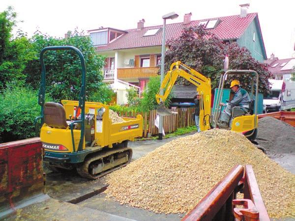 Construction Equipment Europe.