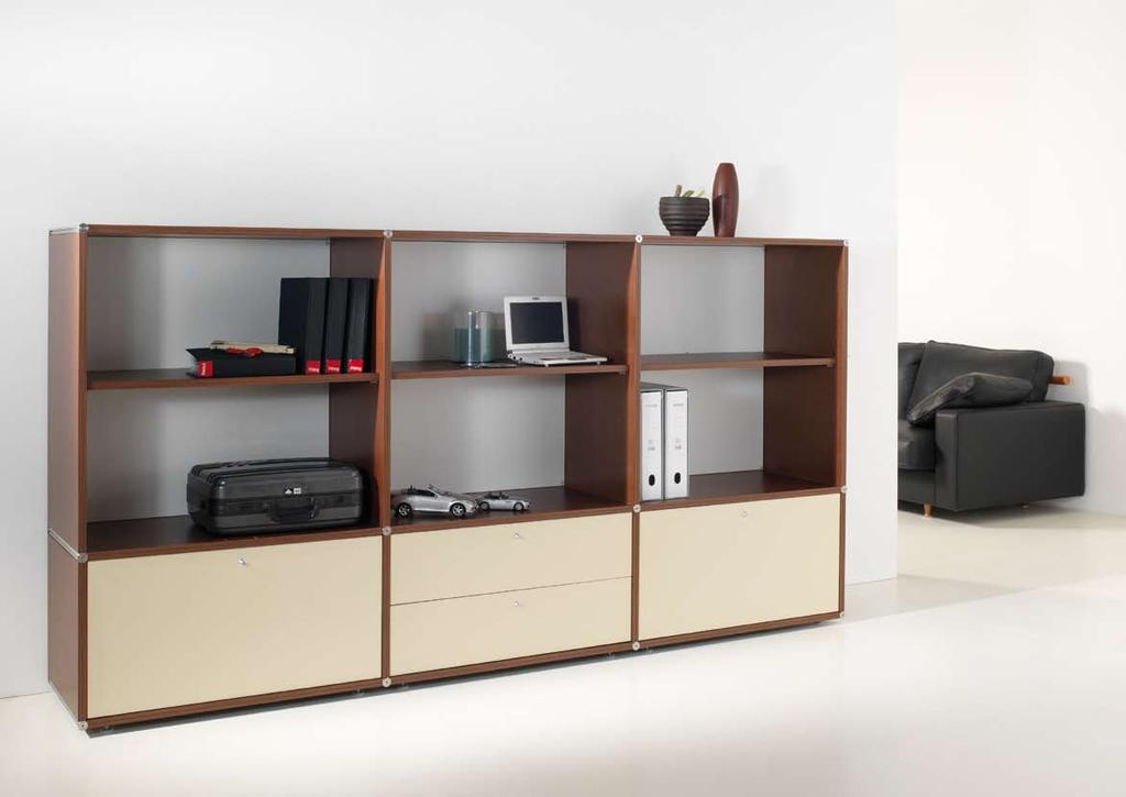 38 WOOD 12 255 x 133 x 44 STRUTTURA LEGNO MULTISTRATO CASSETTONI E CASSETTI PANNA SCHIENE BIANCHE FRAMEWORK MULTILAYER WOOD DEEP DRAWERS AND DRAWERS CREAM BACKPANELS