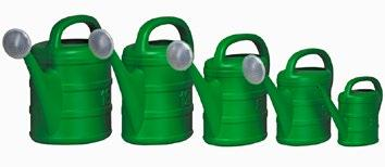 WATERING CANS, SPRAYERS, PUMPS