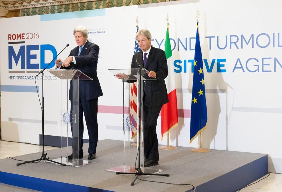 GENTILONI AT MED 2016 JOHN