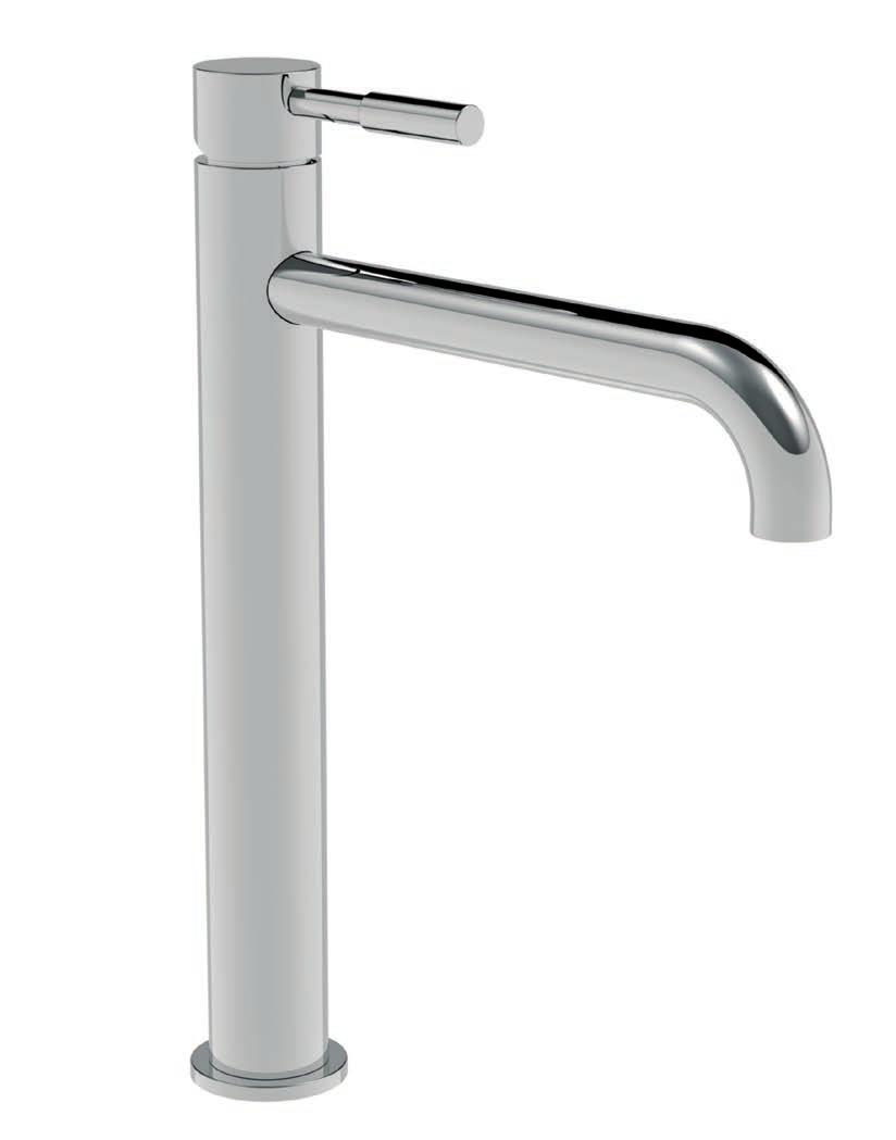 SENZA SCARICO LAVATORY FAUCET WITHOUT POP-UP WASTE LAVABO SANS
