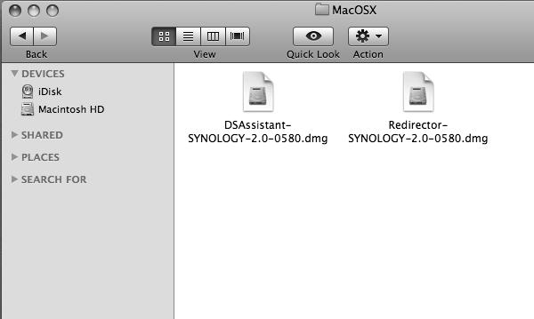 Assistant-SYNOLOGY.dmg. 5.