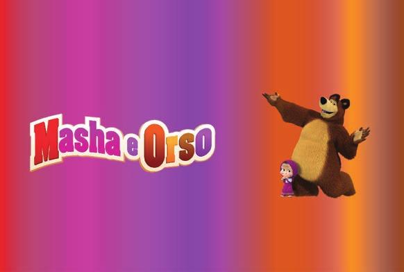 British Broadcasting Corporation. All rights reserved Serie TV Masha and the Bear Ltd.