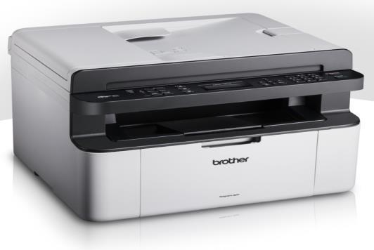 Stampante Multifunzione Laser Brother MFC 1810 - A4 Mono - Stampa/Copia/Scanner/Fax - 20ppm - 2.