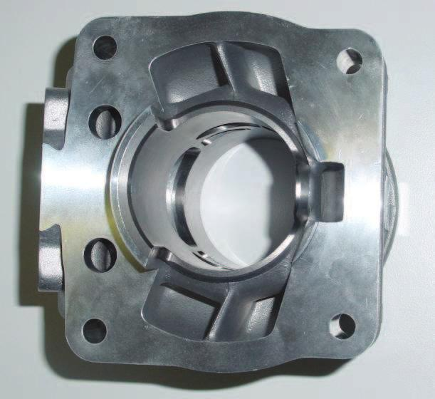 SEZIONE DEL CILINDRO CYLINDER SECTION COUPE