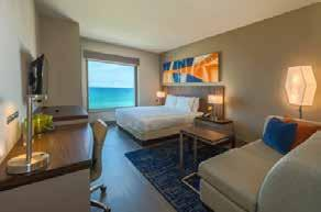52 Lodging industry, Hyatt Place Macaé apre nello Stato di Rio de Janeiro ALBERGHI Hyatt Hotels Corporation announced the opening of Hyatt Place Macaé, a smartly designed, high-tech and contemporary