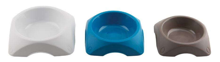 Double Small bowl: available in 3 colors, functional, little bulky, it can be stored in the bag.