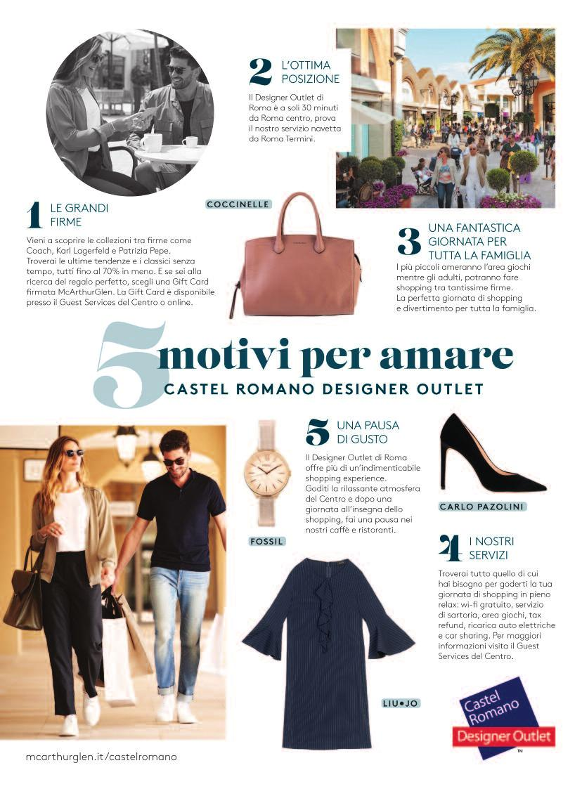 Shopper Aria Listini from Guess on 21 Buttons