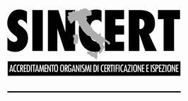 Via Saccardo, 9 I-20134 MILANO Tel.: + 39 022100961 Fax: + 39 0221009637 Sito Internet: www.sincert.it E-mail: sincert@sincert.