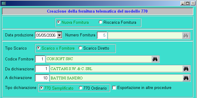 SCARICARE SOFTWARE AA5/6