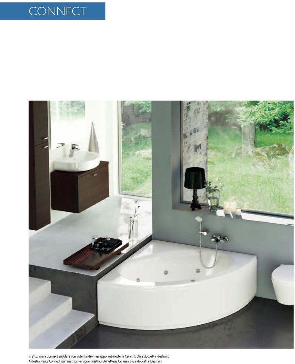 Vasca Ideal Standard Connect.Connect Il Bagno Di Design Da Comporre Come Vuoi Pdf