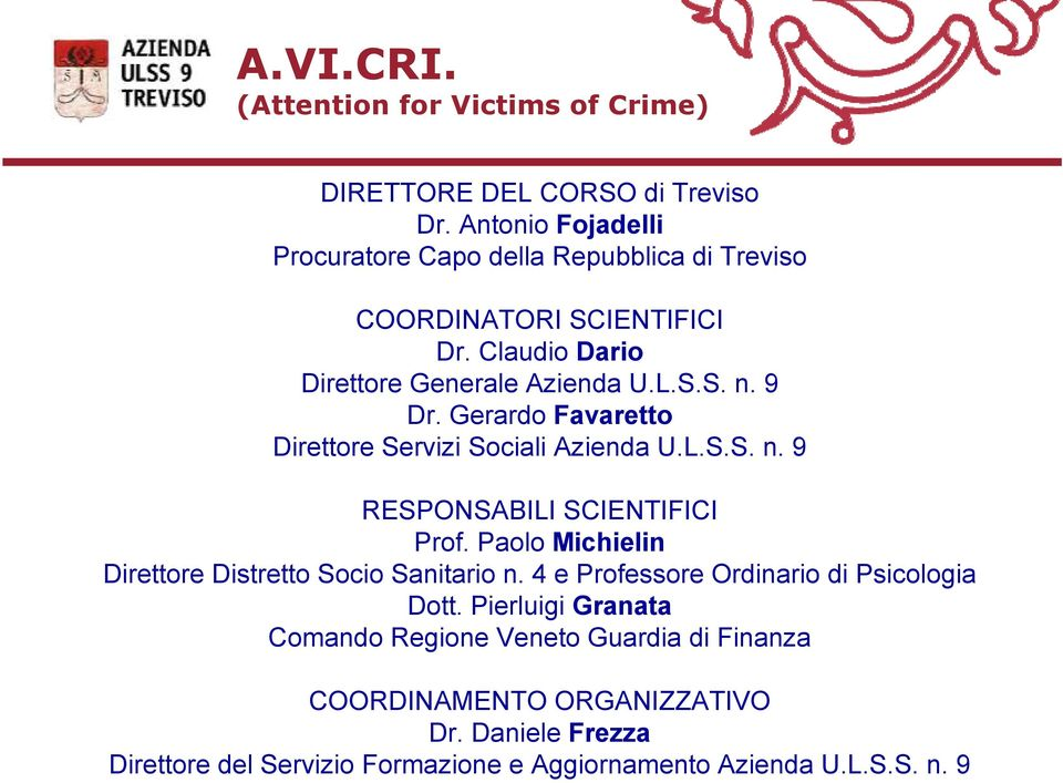 A Vi Cri Attention For Victims Of Crime Pdf Download Gratuito