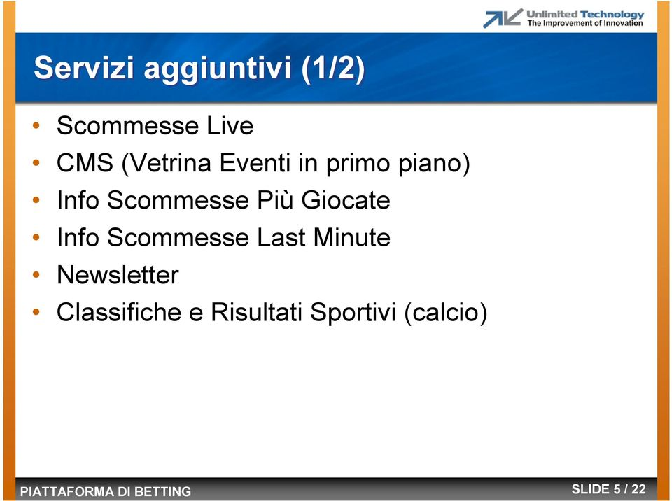 Scommesse Last Minute Newsletter Classifiche e