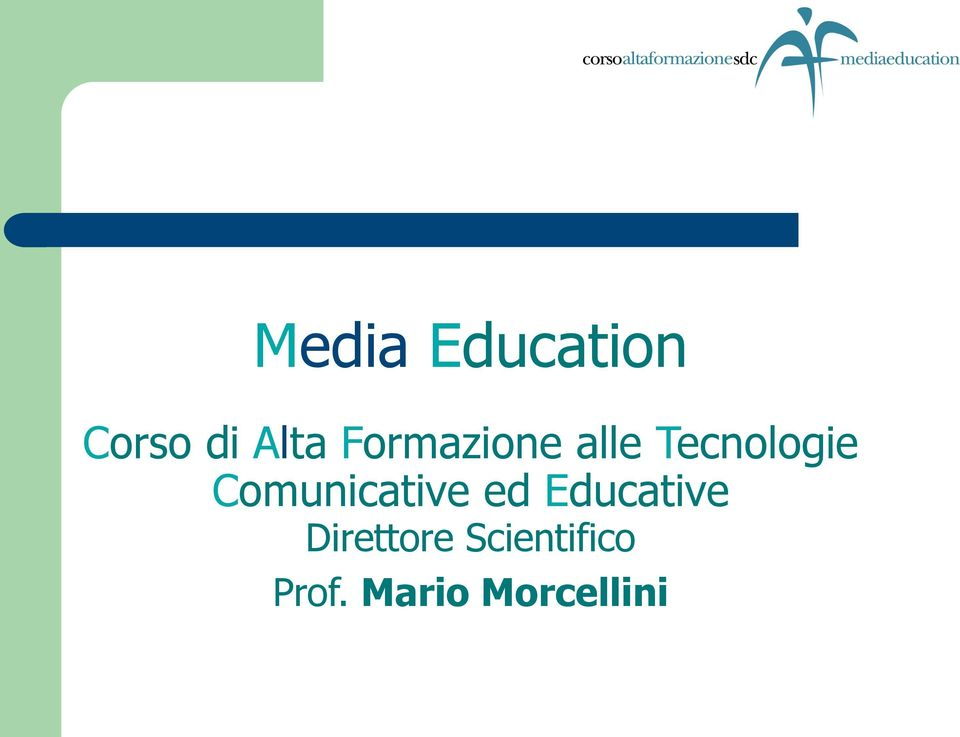 Comunicative ed Educative