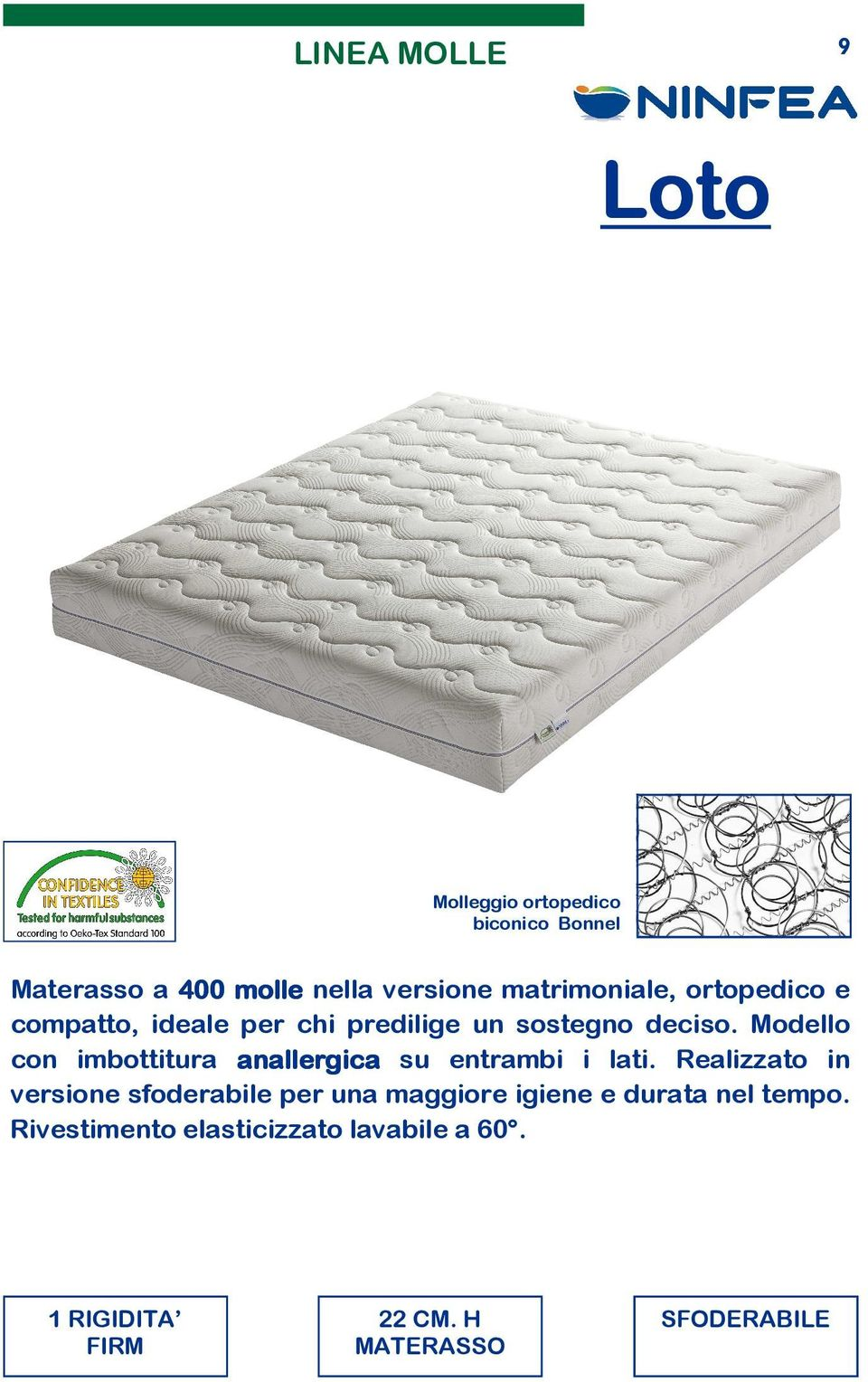 Relax Materassi Caltagirone.Linea Molle Made In Italy Pdf