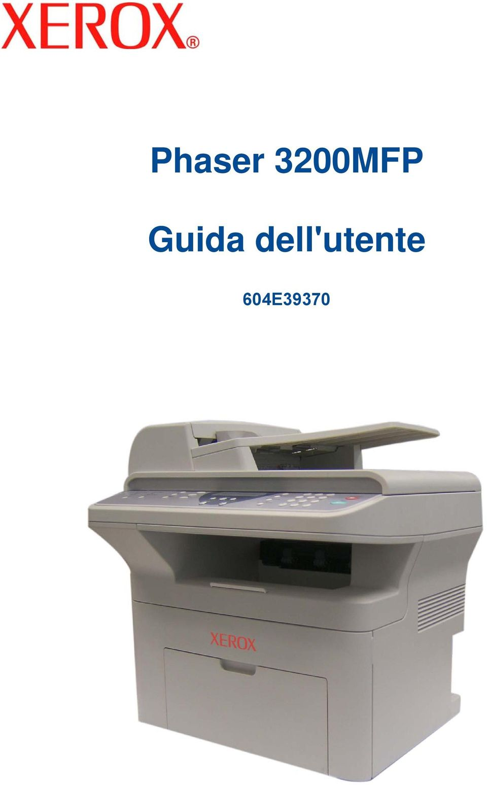 PILOTE 3200MFP TÉLÉCHARGER XEROX PHASER