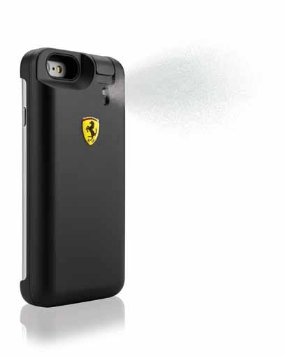 Mesh Case la custodia forata in gomma per iPhone 6/6s vincitrice