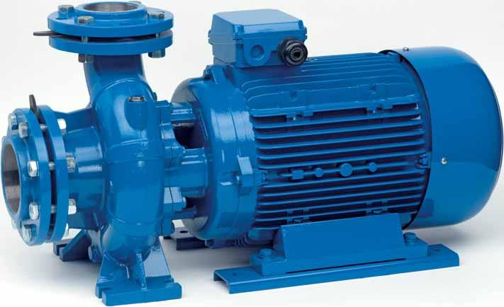 MONOBLOCK CENTRIFUGAL PUMPS CS 2 5 2 5 CS -A CS -B